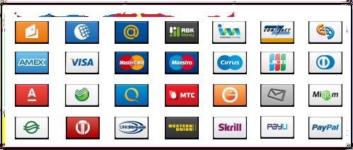 электронные деньги иконки